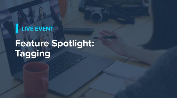 Feature Spotlight: Tagging