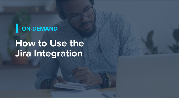 How to Use the Jira Integration