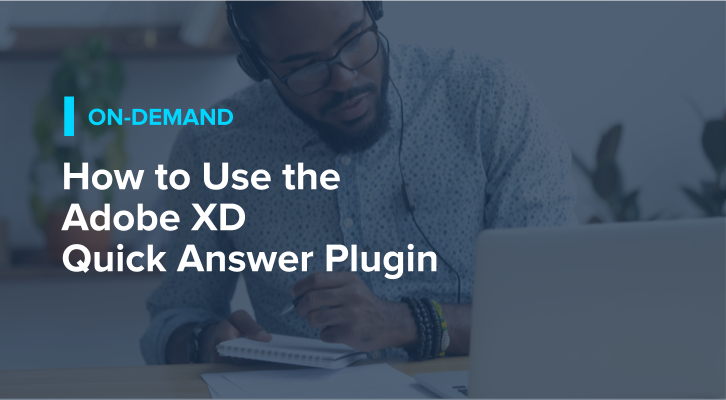 How to Use the Adobe XD Plugin