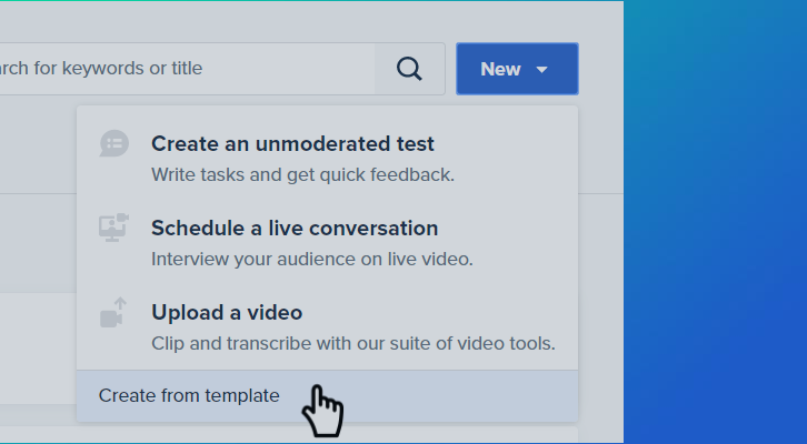 How to Use Test Plan Templates in Insight Core