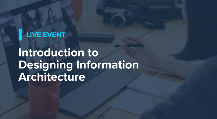 Introduction to Designing Information Architecture