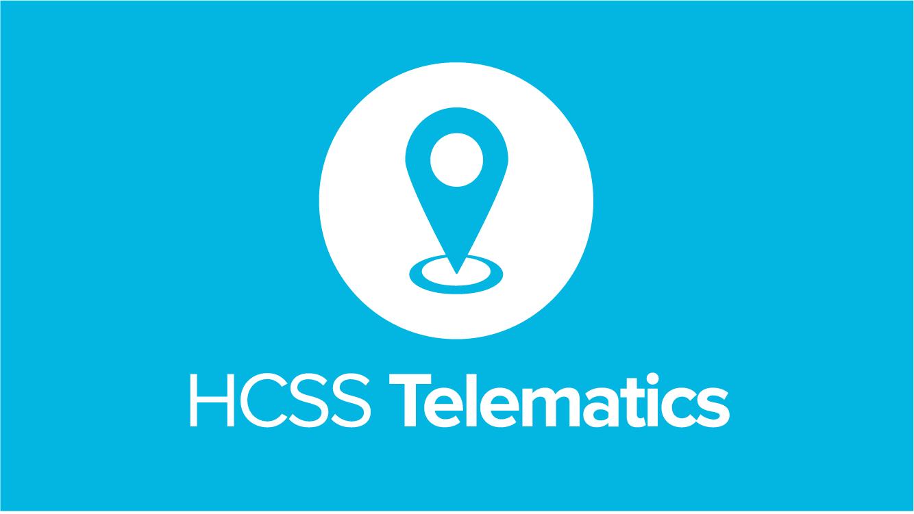 HCSS Telematics & GPS