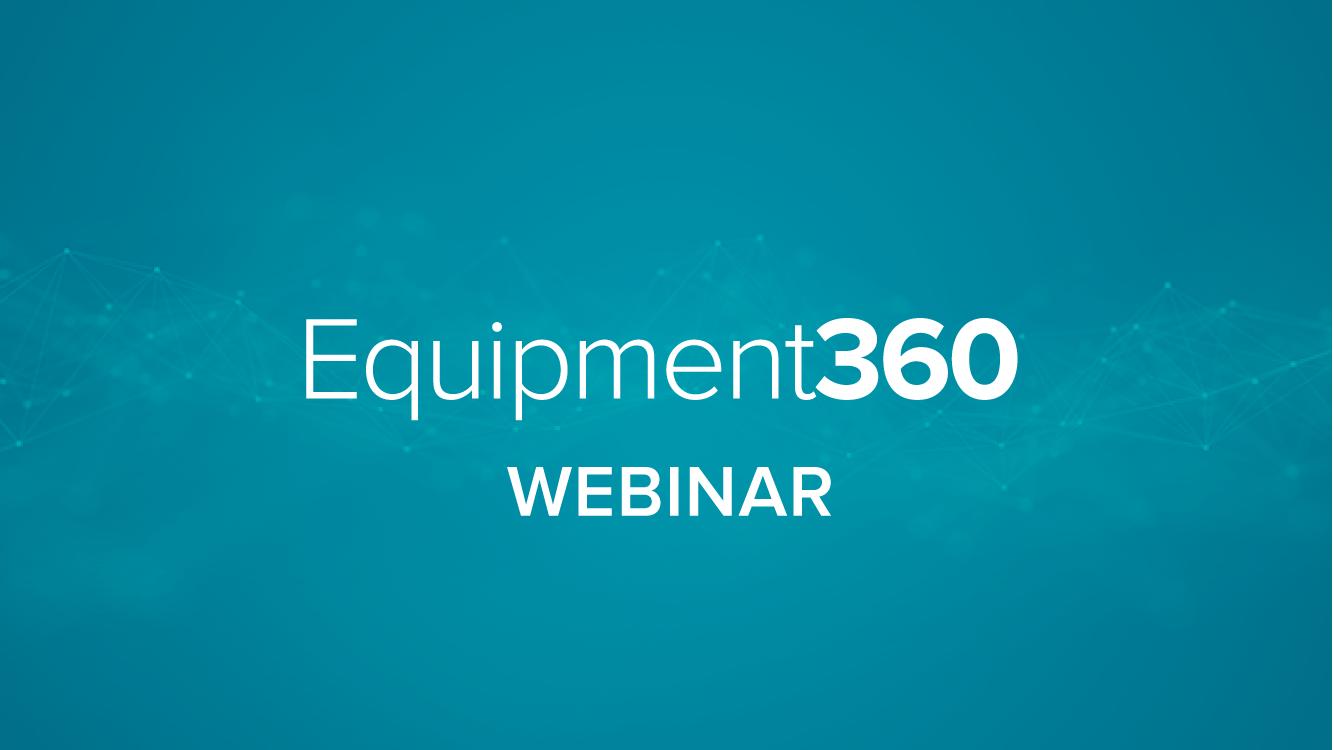 What's New - Equipment360 2017.1