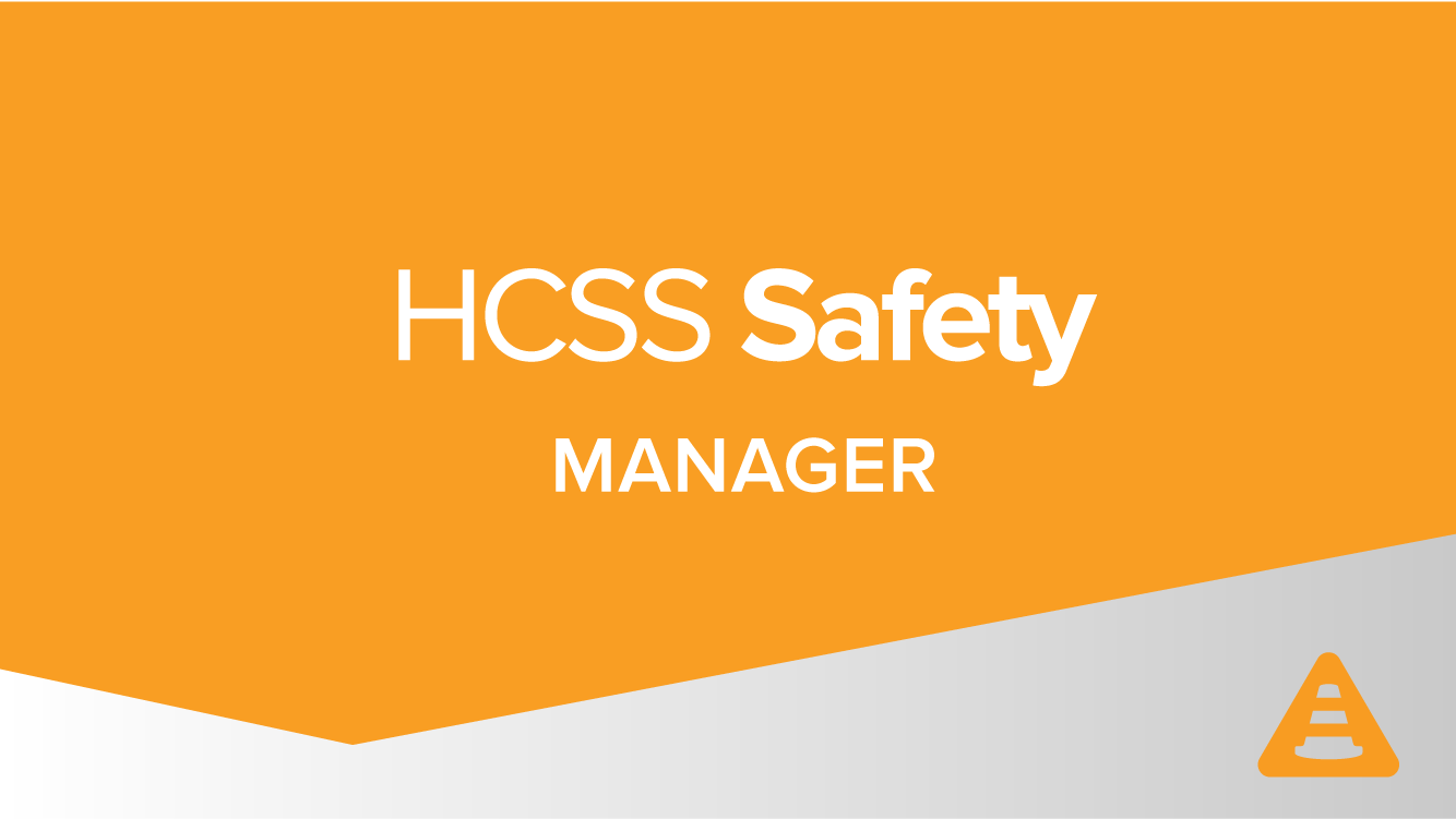 Safety Manager Program Close Out