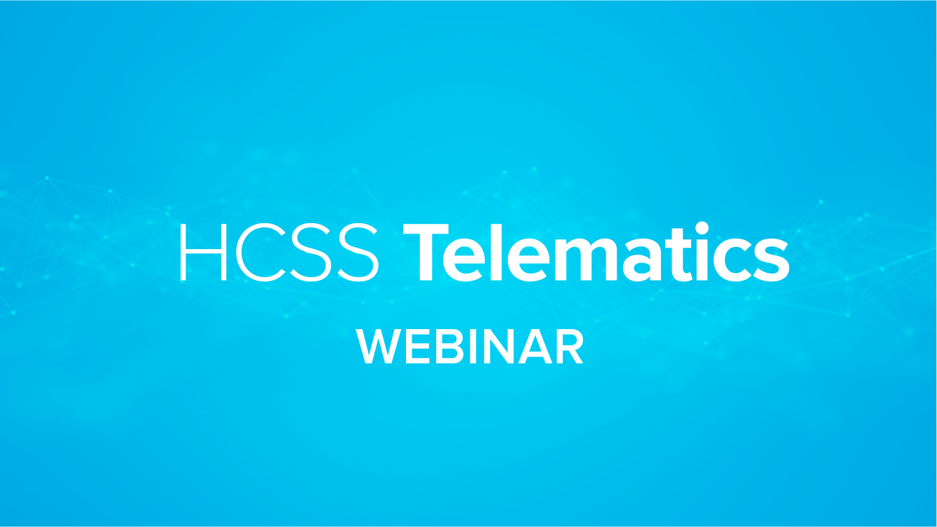 Telemetics: How to Integrate  Existing Equipment with HCSS GPS