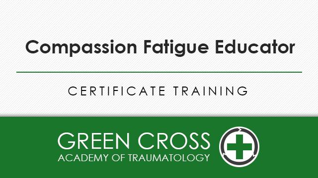 Compassion Fatigue Educator