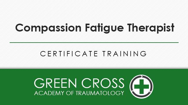 Compassion Fatigue Therapist