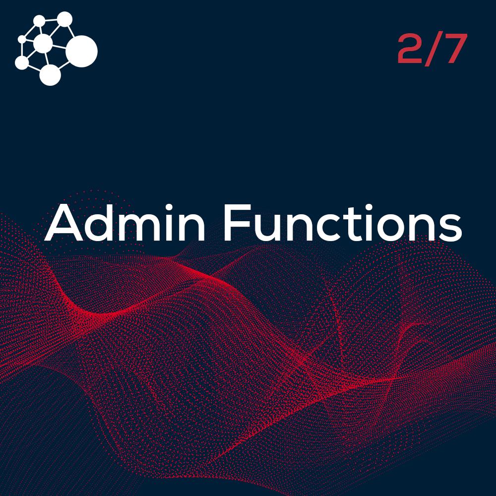 Admin Functions