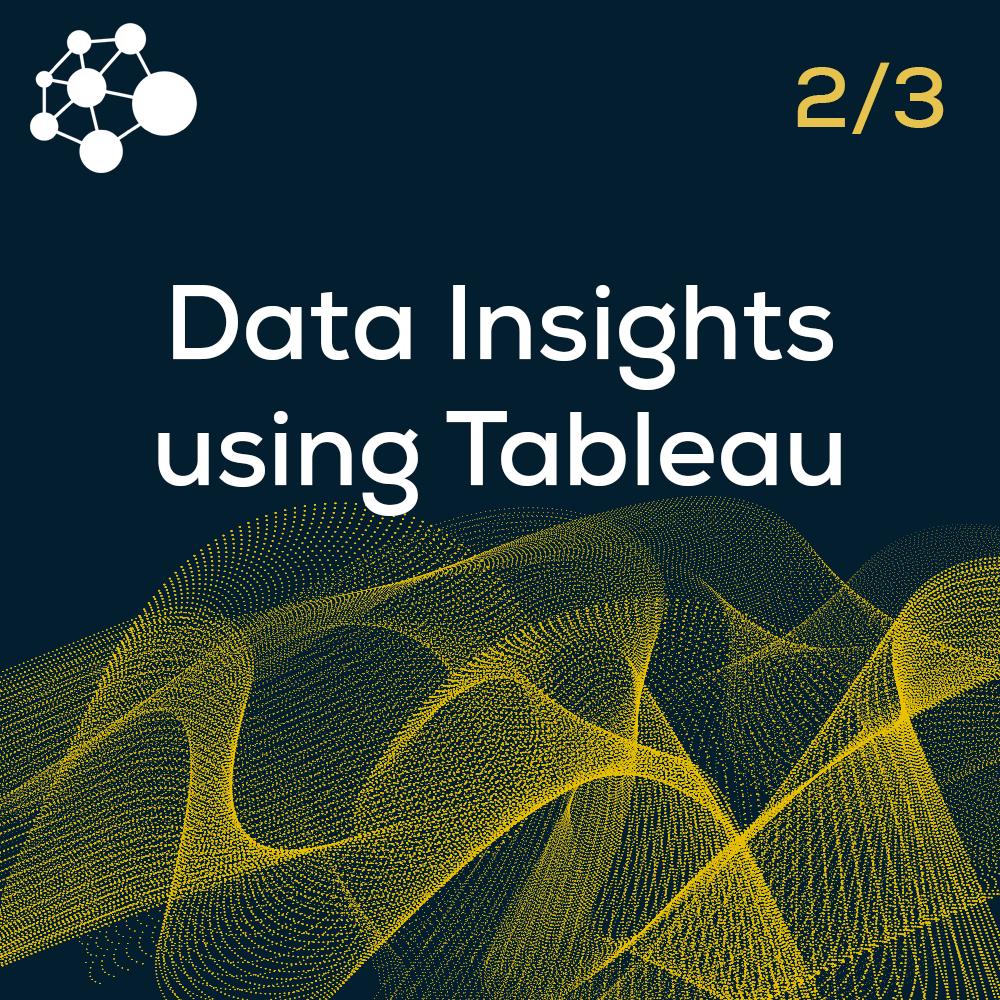 Data Insights using Tableau