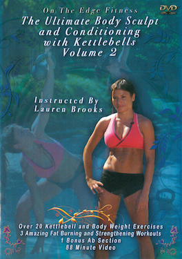 The Ultimate Body Sculpt & Conditioning with Kettlebells Vol. 2