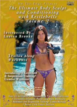 The Ultimate Body Sculpt & Conditioning with Kettlebells Vol. 3