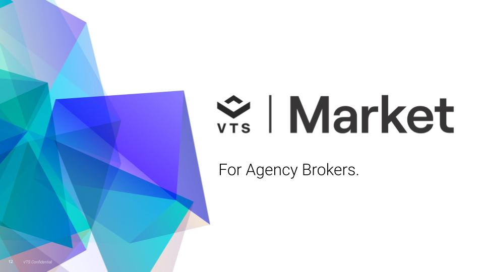 Using VTS Market as an Agency Broker