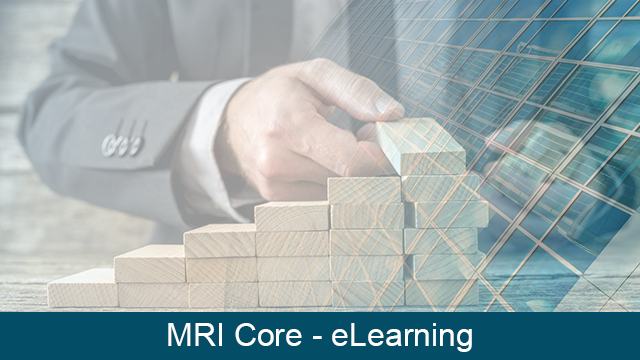 MRI Core - MRI Residential Management, Commercial Management, Accounts Payable, and General Ledger vX eLearning Suite