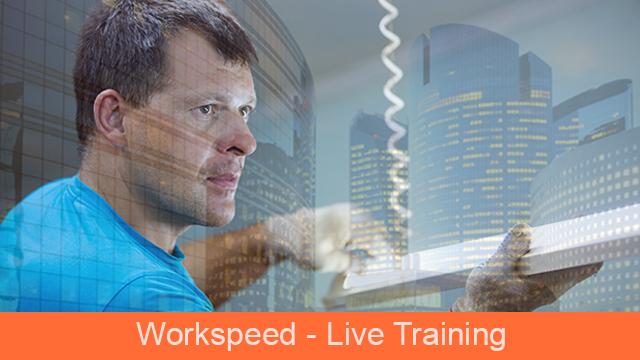 Workspeed - Live Training Series