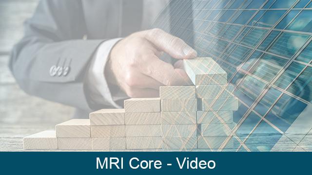 MRI Core - Web Fundamentals (CM, AP, GL) Webinar Recording