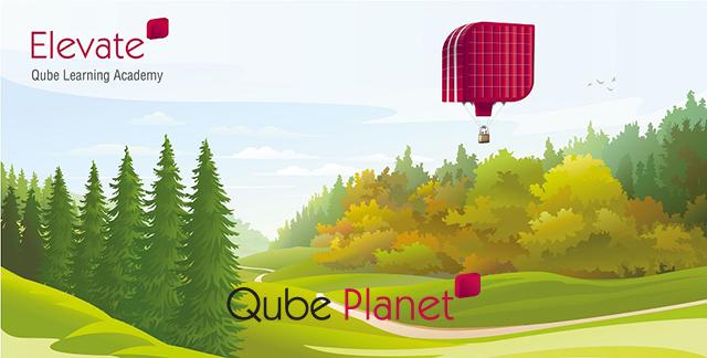 Qube Planet - Structures Module (open)