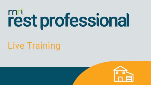 Rest Professional Arrears Management (Online Classroom)