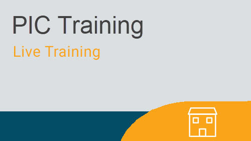 PIC Training -  Access for Security Administrators