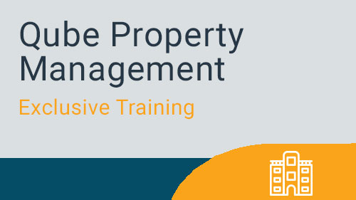 Qube PM - Discovering Qube Property Management (exclusive)