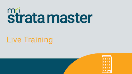 Connectivity Tools for Strata Master (Online Classroom)