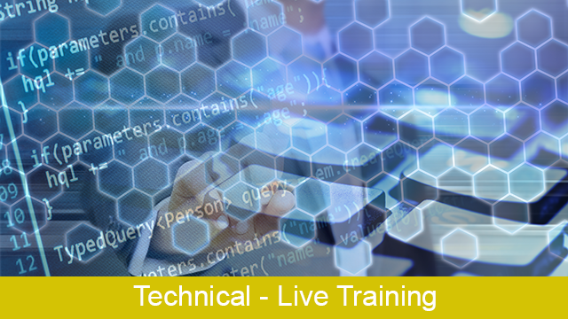 MRI Technical - Web Design Live Training