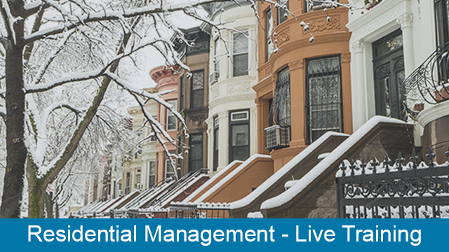 MRI Residential Management - Prospect Connect Administrator Live Training