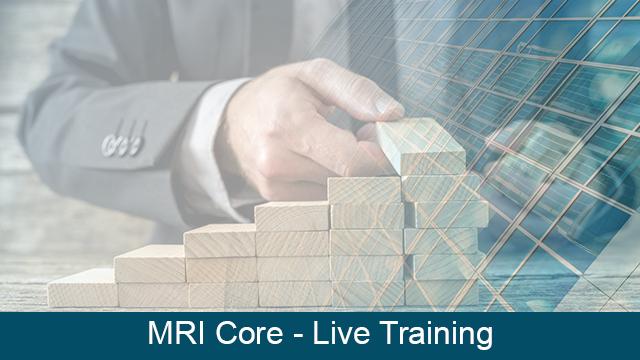 MRI Core - MRI Security Basics Live Training