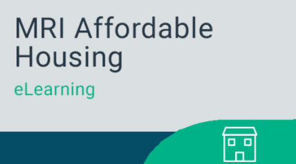 Affordable Housing - Repayment Agreements and Rentable Items eLearning