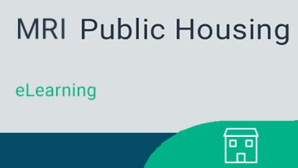 Public Housing - Certification Management eLearning