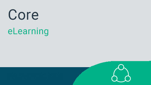Core - Report Gateway Sharing and Scheduling Items eLearning
