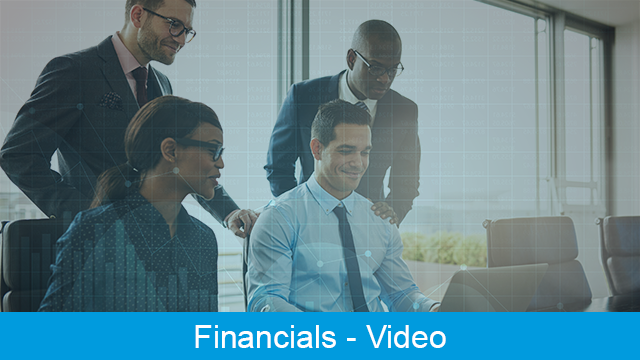 MRI Financials - Accounts Payable Invoice Selection Video