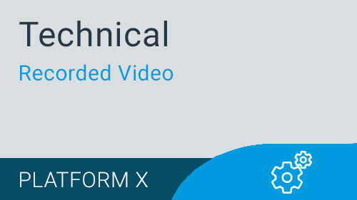 Technical - MRI Integration Exchange (MIX) Fundamentals Video
