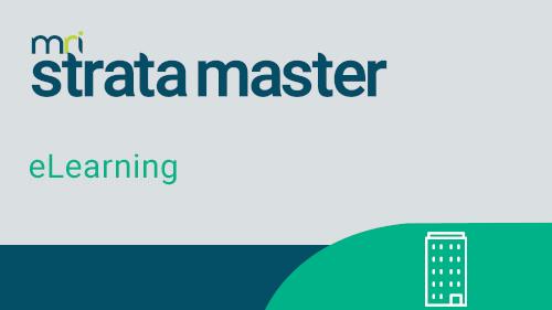 Strata Master Version 14.0 Release