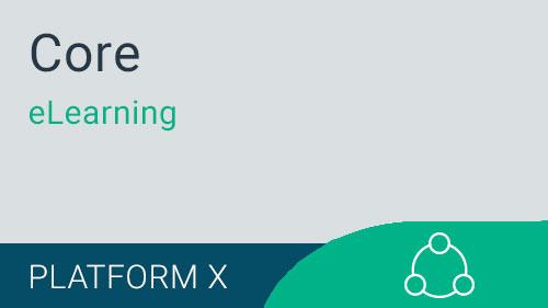 Core - MRI Basics eLearning Version X