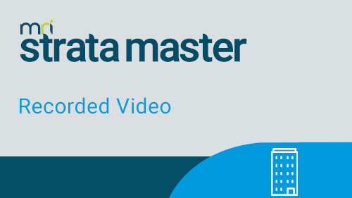 Strata Master On Demand Webinars