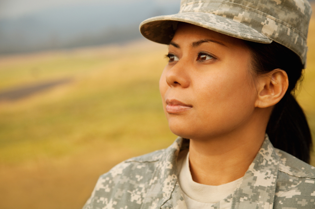 The Battlefield and Beyond: Understanding Trauma in Female Veterans