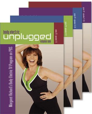 Unplugged 2000 Series Volumes 1-4 Digital Video
