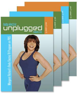 Unplugged 1900 Series Set Volumes 1-4 Digital Video