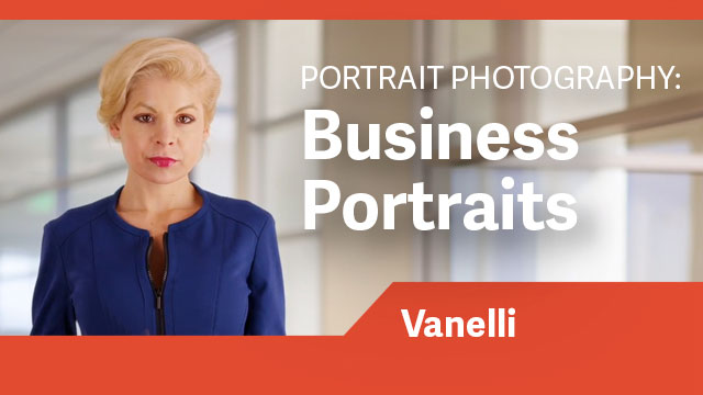 Portrait Photography: Business Portraits