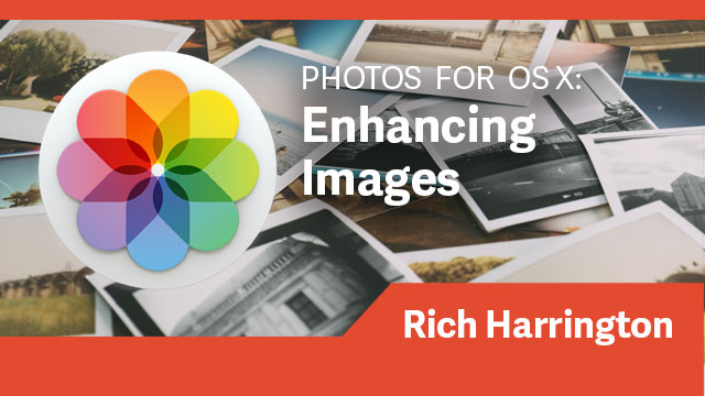 Photos for OS X: Enhancing Images