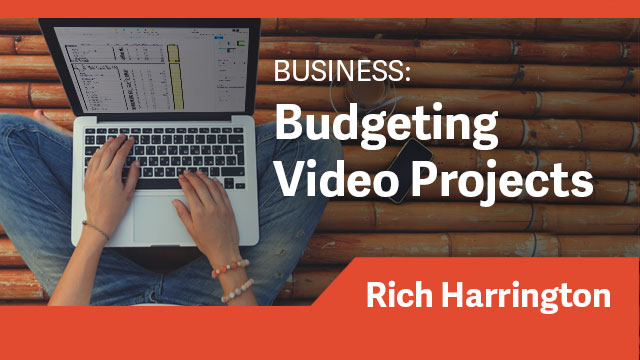 Budgeting Video Projects