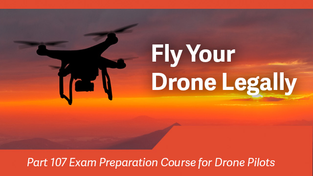Fly Your Drone Legally