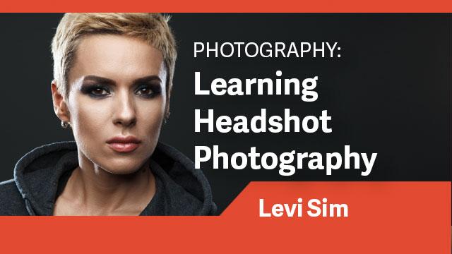 Learning Headshot Photography