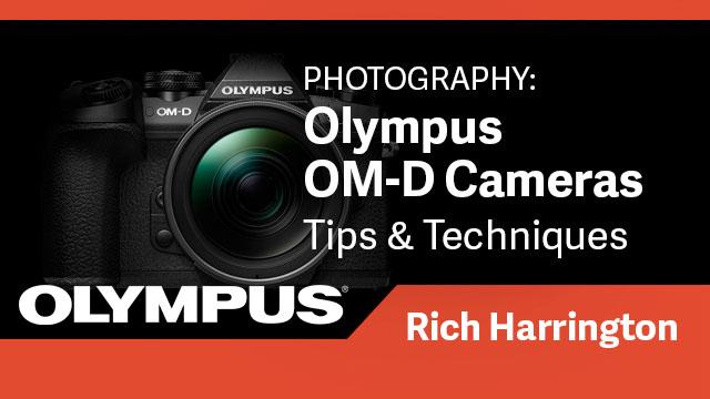 Olympus OM-D Cameras: Tips & Techniques