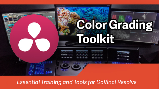 Color Grading Toolkit