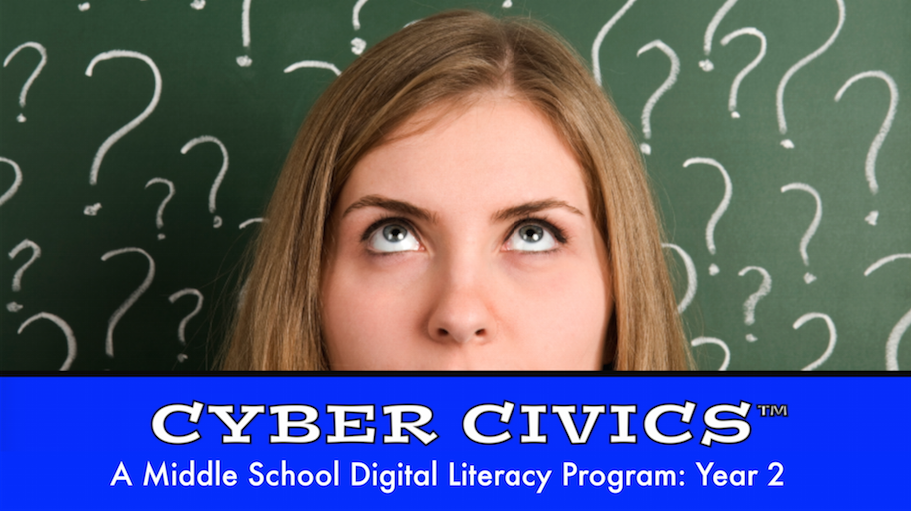 Cyber Civics: Teach Year 2