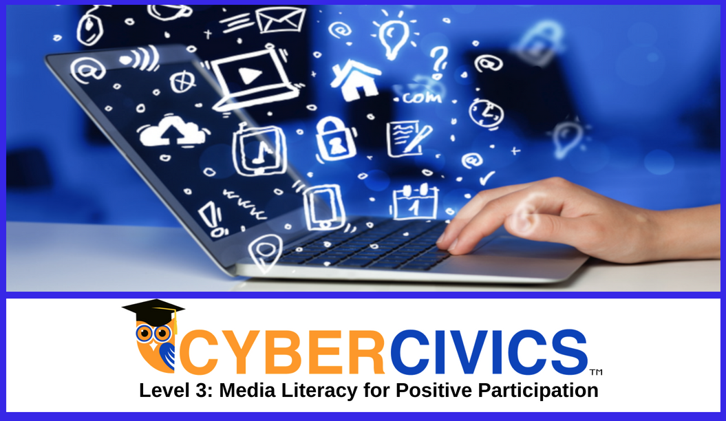 Cyber Civics: Teach Level 3