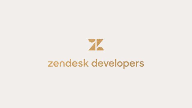 Zendesk Developers