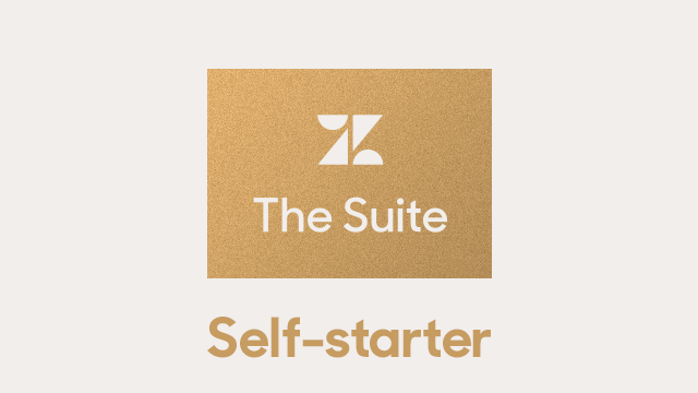 The Suite Self-Starter