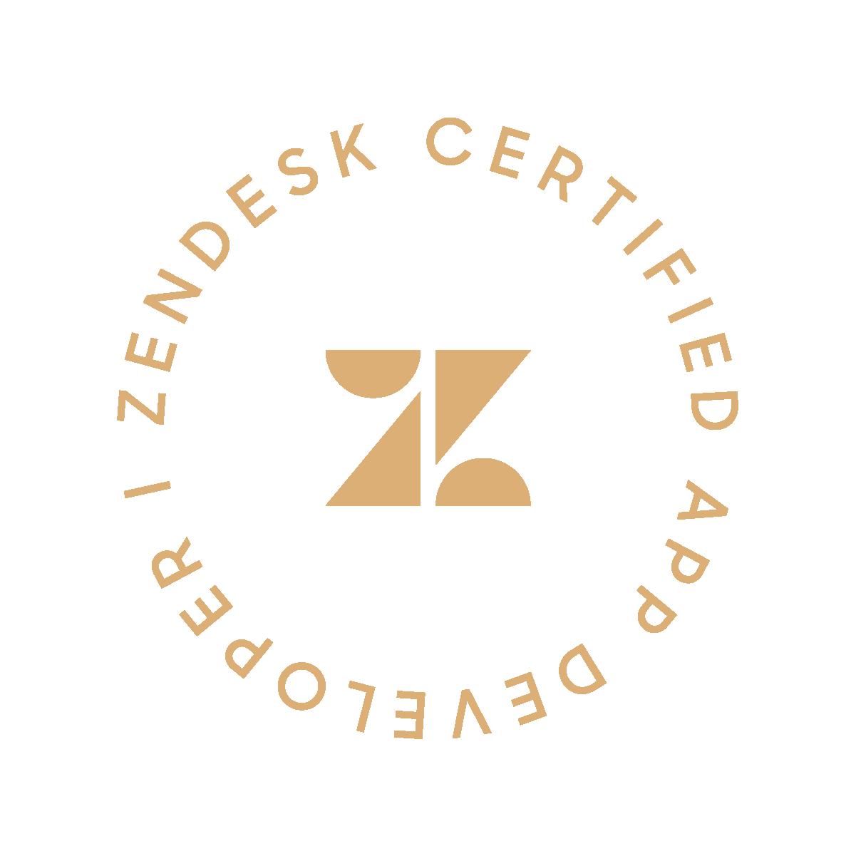 Certification: Zendesk App Developer I